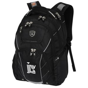 High Sierra Elite Fly-By Laptop Backpack Main Image