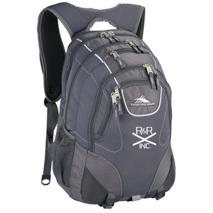 High Sierra Vortex Fly-By Laptop Backpack Main Image