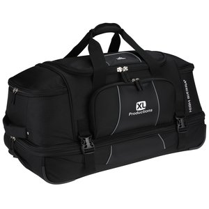 "High Sierra Elevate 28"" Drop Bottom Wheeled Duffel Main Image"