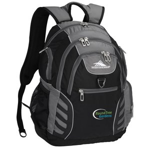 High Sierra Big Wig Laptop Backpack - Embroidered Main Image