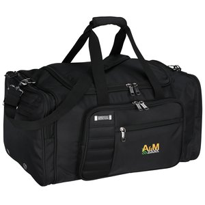Kenneth Cole Tech Travel Duffel Bag - Embroidered Main Image