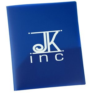 Two Pocket Business Card Folder Main Image