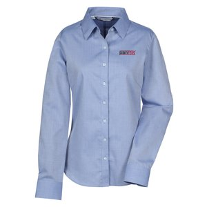 Cutter & Buck Epic Mini Herringbone Shirt - Ladies' Main Image