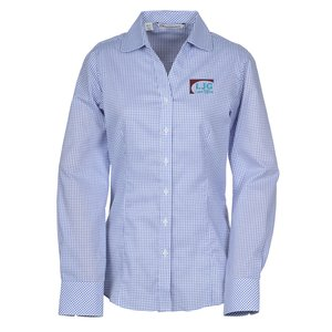 Cutter & Buck Epic Tattersall Shirt - Ladies' Main Image