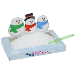 Snowmen Snowscape Box Main Image