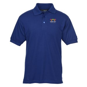 Reebok Easy Care Pique Polo - Men's Main Image