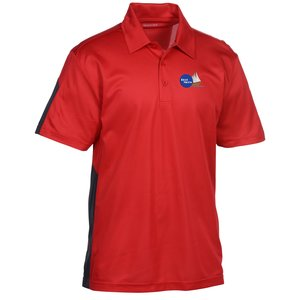 Active Colorblock Performance Polo - Men's Main Image
