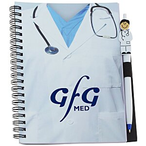 Doctor Notebook Set Main Image