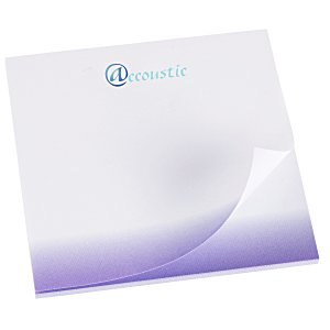 Bic Sticky Note - Designer - 3x3 - Ombre - 25 Sheet
