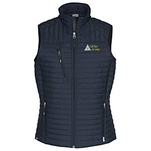 Storm Creek Quilted Performance Vest - Ladies' Main Image