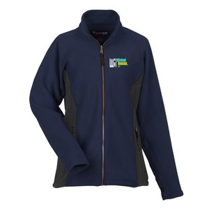 Katahdin Tek Colorblock Fleece Jacket - Ladies' - 24 hr Main Image