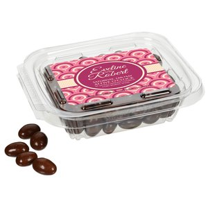 Rectangle Snack Pack - Chocolate Almonds Main Image