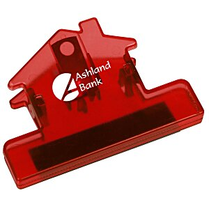 Keep-it Magnet Clip - House - Translucent Main Image