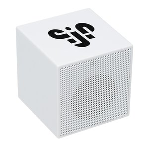 Mini Cube Speaker Main Image