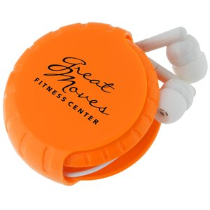 Ear Bud with Winder Main Image