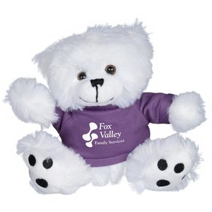 Little Paw Bear - White Main Image