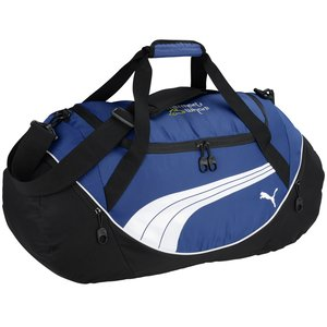 "PUMA Team Formation 24"" Duffel - Embroidered Main Image"