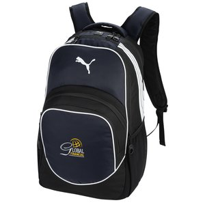 PUMA Team Formation Backpack - Embroidered Main Image