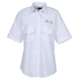 Short Sleeve Navigator Shirt - Ladies' Main Image