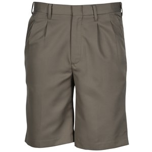 Microfiber Pleated Transit Shorts - Men's Main Image