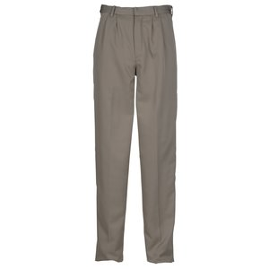 Microfiber Pleated Front Transit Pants - Men's Main Image