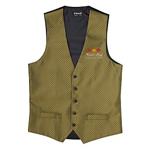 Diamond Brocade Vest - Men's Main Image