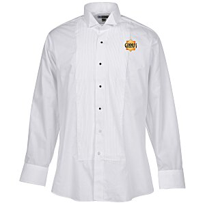 Pintuck Bib Tuxedo Shirt - Men's Main Image