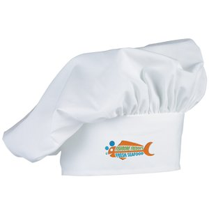 Poplin Chef Hat Main Image