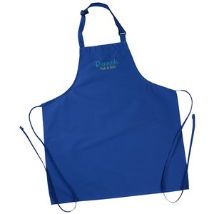 Bib Apron without Pockets Main Image