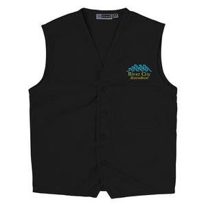 Apron Vest with Chest Pocket Main Image