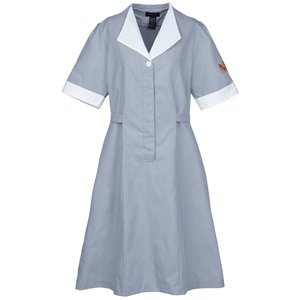 Junior Cord Housekeeping Dress Main Image