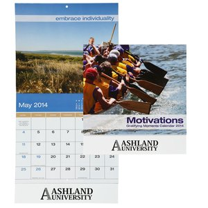 Motivations-Gratifying Moments Calendar 2014-Closeout Main Image
