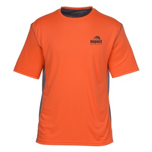 Boston Colorblock Training Tech Tee - Men's Main Image