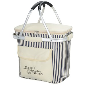 Cape May Foldaway Picnic Cooler - 24 hr Main Image