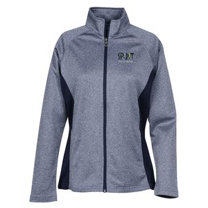Vansport Heathered Knit Jacket - Ladies' Main Image