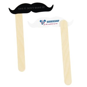 Mustache on a Stick - Vaudeville Main Image