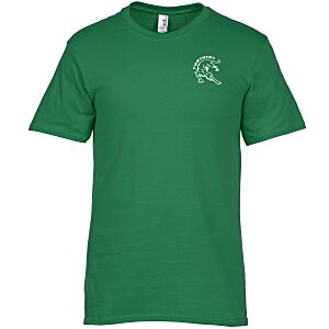 Anvil Ringspun 5.4 oz. T-Shirt - Men's - Colors Main Image