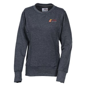 Anvil French Terry Mid-Scoop Sweatshirt - Ladies' Main Image