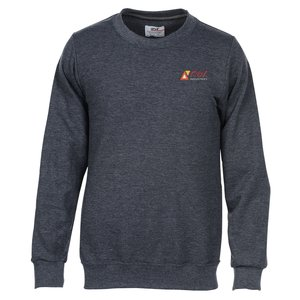 Anvil French Terry Crew Sweatshirt - Men's Main Image