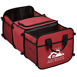 Tailgater Trunk Cooler Organizer - 24 hr Main Image