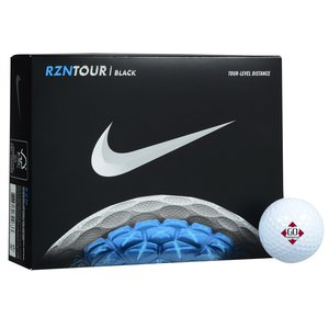 Nike RZN Tour Black Golf Ball - Dozen - Standard Ship Main Image