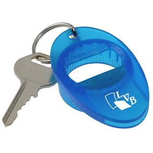 Multi Twist Bottle/Can Opener-Translucent-Closeout Main Image
