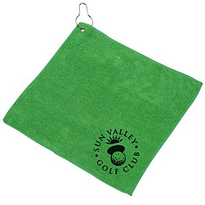 Microfiber Golf Towel Main Image