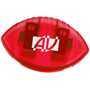 Keep-it Magnet Clip - Football - Translucent - 24 hr Main Image