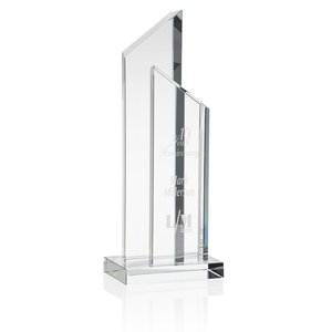 "Elite Crystal Award - 10"" Main Image"