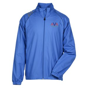 adidas ClimaLite 3-Stripes Full-Zip Jacket Main Image
