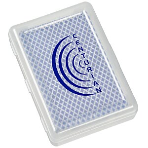Value Playing Cards with Case