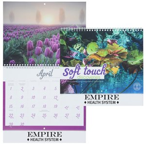 Soft Touch Discoveries Calendar Main Image