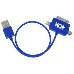 Square USB Charging Cable Main Image
