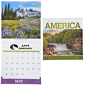 Beautiful America Appointment Calendar Main Image